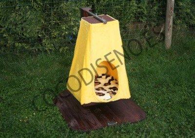 Columpio cama para gatos de CocoDiseño