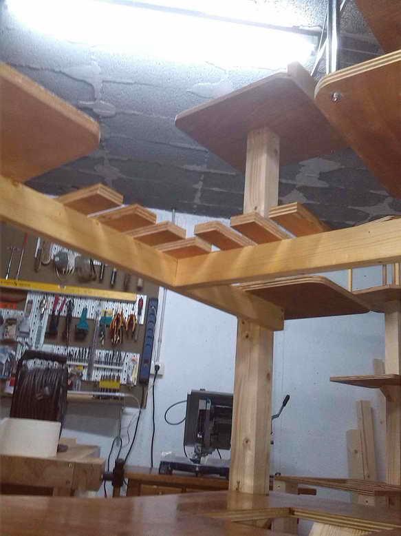 Taller donde CocoDiseño construye sus modelos