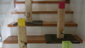 CocoDiseño posee rascadores para gatos de muy diferentes colores