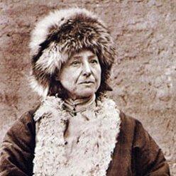 Alexandra David-Neel, aventurera del Himalaya