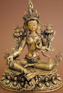 Diosa budista Tara