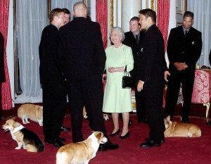 Isabel Ii y sus mascotas