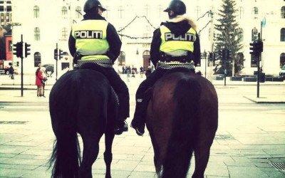Primera policía animal del mundo