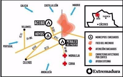 PACMA pide ayuda ciudadana tras el desastre medioambiental de Extremadura