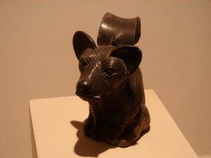 perro peruano museo nacional de arqueologia antropologia e historia de peru