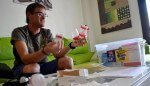 Kas: El primer perro en España entrenado para cuidar de un diabético
