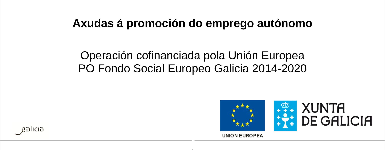 Financiado por Xunta de Galicia y Unión Europea