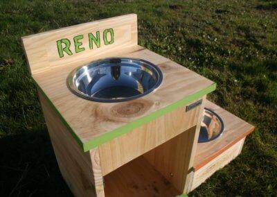 COMEDERO WILLY Y RENO 10