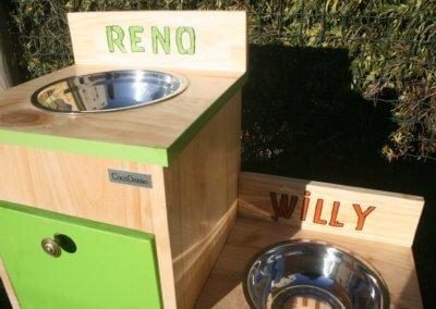 COMEDERO WILLY Y RENO 4